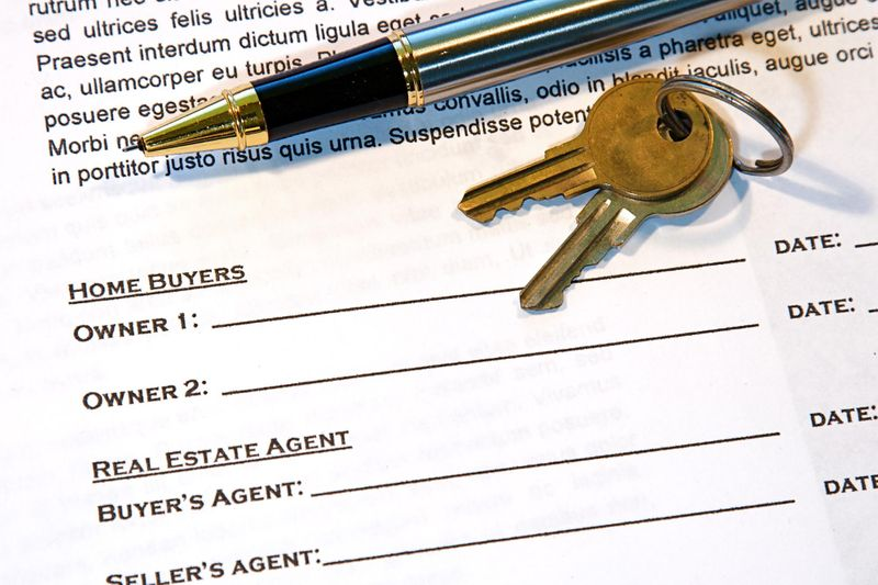 A Buyer's Representation Agreement