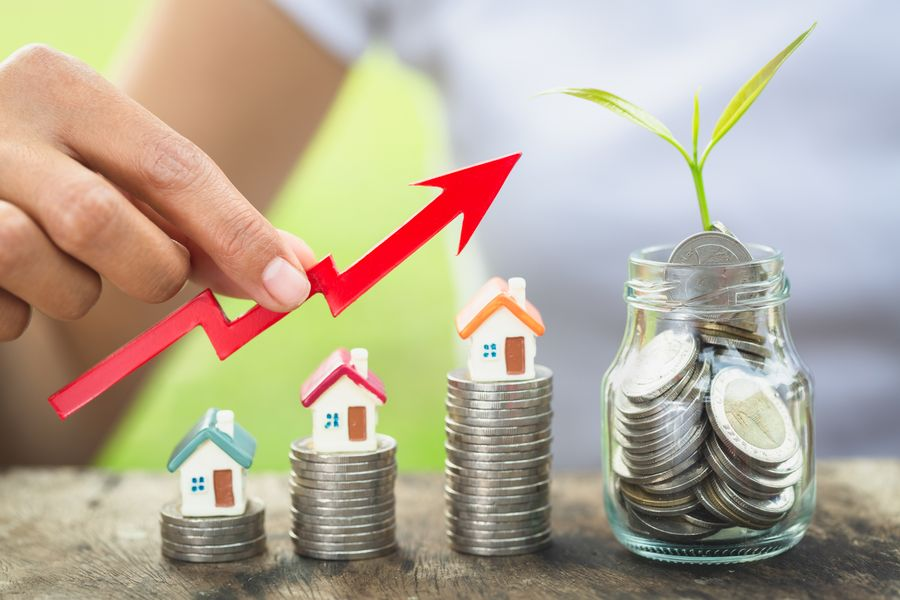 Taking advantage of low interest rate to move into new home