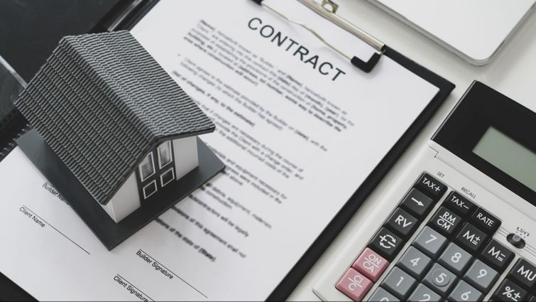 Some homeowners may break the rules of their mortgage contract if they sell early