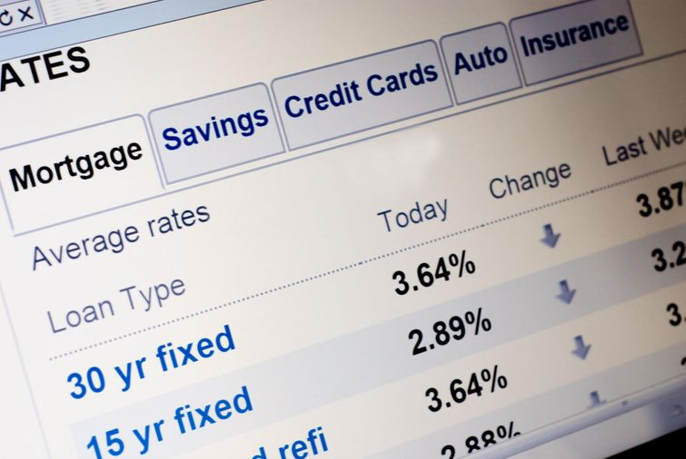 Mortgage interest rates can fluctuate with a variable-rate mortgage in Canada