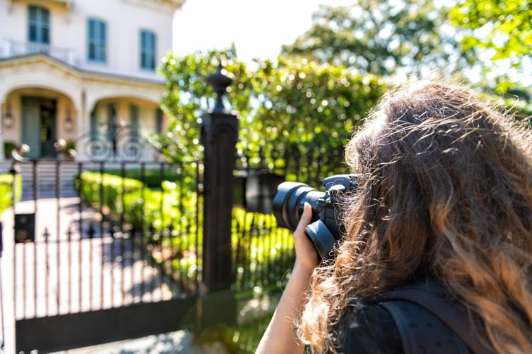 Audiovisual content like live video virtual tours are gaining popularity in the real estate industry